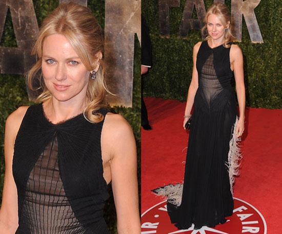 Naomi Watts at Oscars 2011