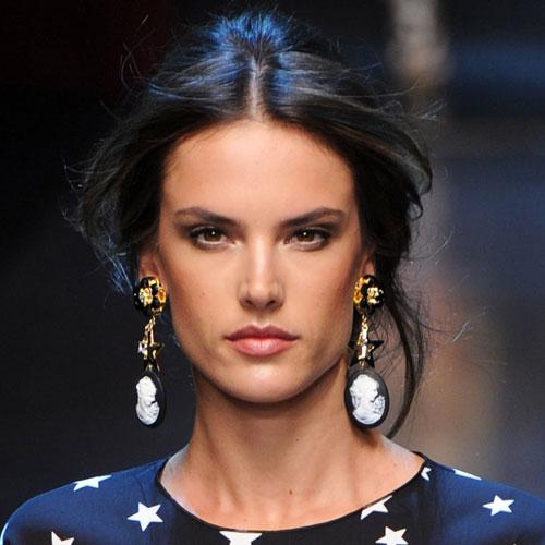 Pat McGrath for Dolce & Gabbana Autumn Winter 2011 Makeup in Milan