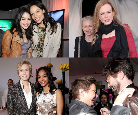 Jon Hamm, Jeremy Renner, Naomi Watts, Nicole Kidman and More Backstage at 2011 Independent Spirit Awards