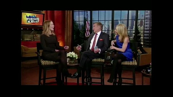 Video of Emily Blunt on Regis and Kelly