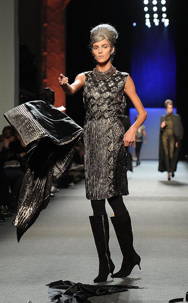 Fall 2011 Paris Fashion Week: Jean Paul Gaultier ...