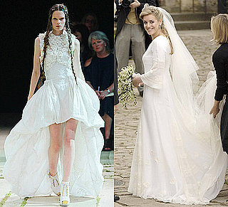 Alexander McQueen Rumoured to Be Creating Kate Middleton's Wedding Dress