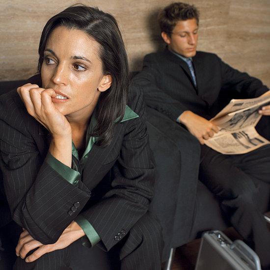 Nervous at Job Interviews