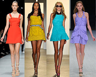 2011 Spring Trend: Colorful Dresses