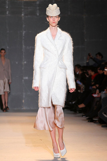 Fall 2011 Paris Fashion Week: Rochas