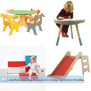 Modern Furniture For Kids' Playrooms