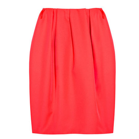 A Punchy Pencil Skirt