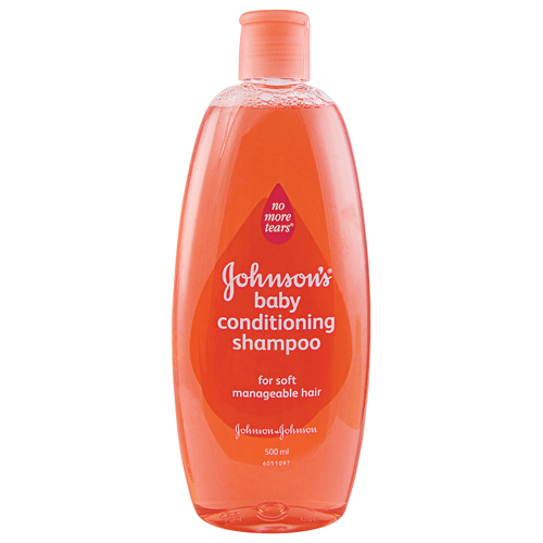 Johnson's Baby Conditioning Shampoo, $5.49