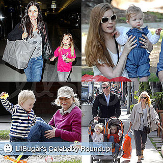 Pictures of Celebrities and Their Babies 2011-03-07 13:43:04