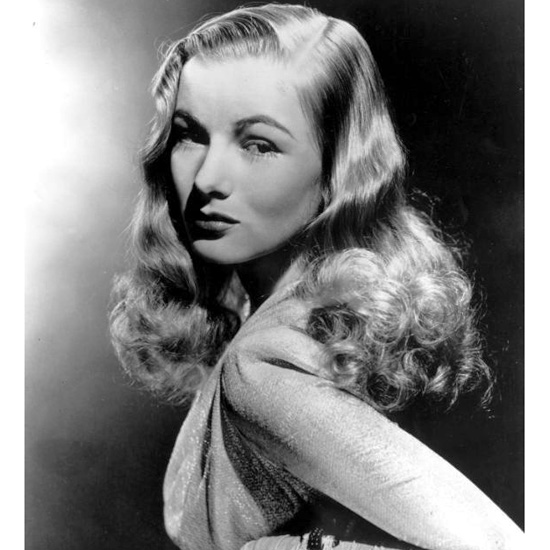 Hair How-to Get Iconic Veronica Lake Waved Hair