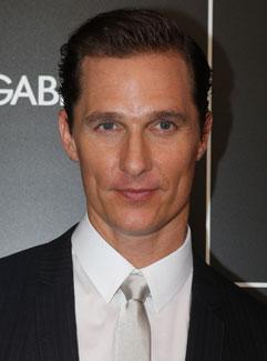 Matthew McConaughey to Star in The Dallas Buyer's Club