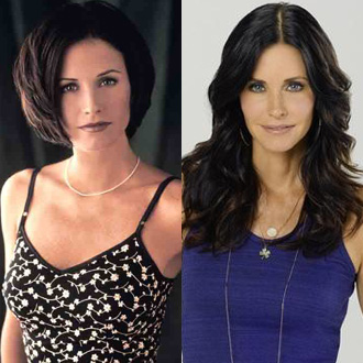 Courteney Cox Trivia Quiz With Friends and Cougar Town Quotes