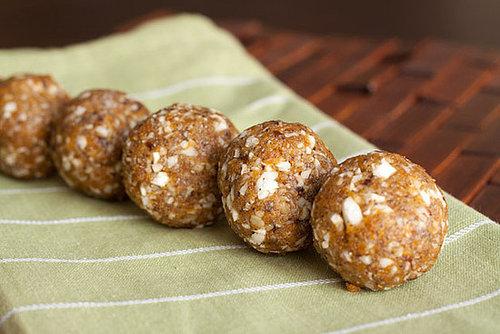 No bake Apricot Nut Fifteens