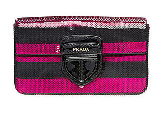 Photos of Prada Paillettes Handbag Collection