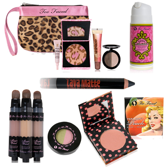 Too Faced Cosmetics' Semiannual Vintage Sale