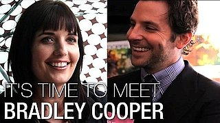 Video Interview With Bradley Cooper on Dream Costars, Greatness, and Limitless