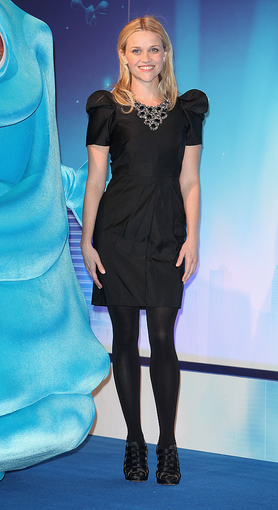 Reese Witherspoon in Prada at 2009 Monsters vs. Aliens London Premiere