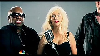 Christina Aguilera, Cee Lo Green, Adam Levine, and More in a New Promo For The Voice