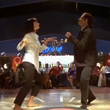 Pulp Fiction Dance Scene Video Starring Uma Thurman and John Travolta