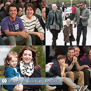 Pictures of Celebrities and Their Babies 2011-03-28 16:25:00
