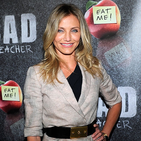 Pictures of Cameron Diaz at CinemaCon Bad Teacher Event in Las Vegas 2011-03-30 16:22:00