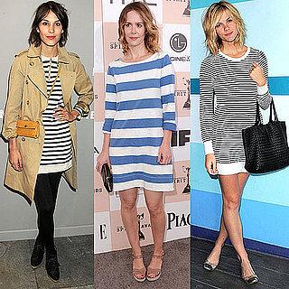 Shop Striped Dresses For Spring