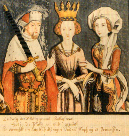 Princess Blanche (1392–1409)