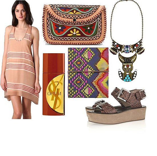 Shop the Exotic and Tribal Trend For Spring 2011