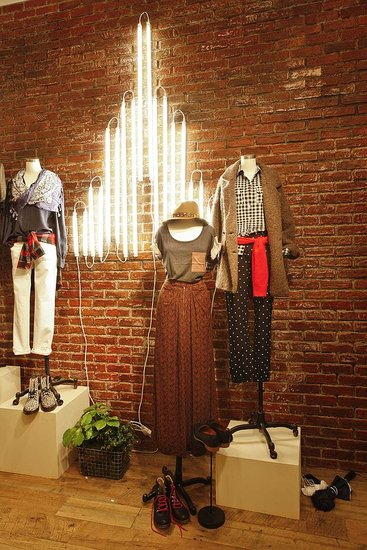 Photos of Madewell Fall 2011 Collection