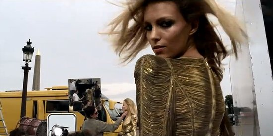 "Watch Inez and Vinoodh's ""Girls on Film"" Video for Vogue Paris, Featuring Anja Rubik, Natasha Poly, and Isabeli Fontana"