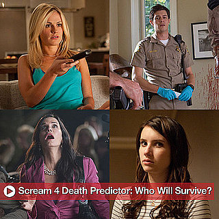Scream 4 Death Predictions