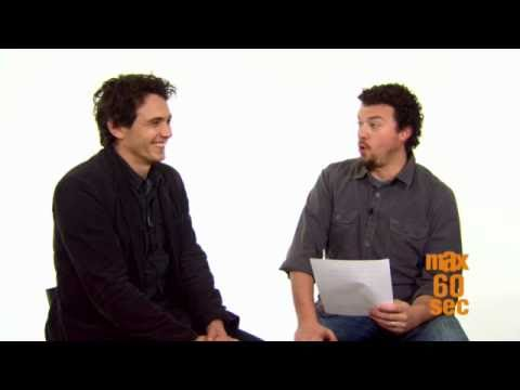 James & Danny on Cinemax 60 Seconds