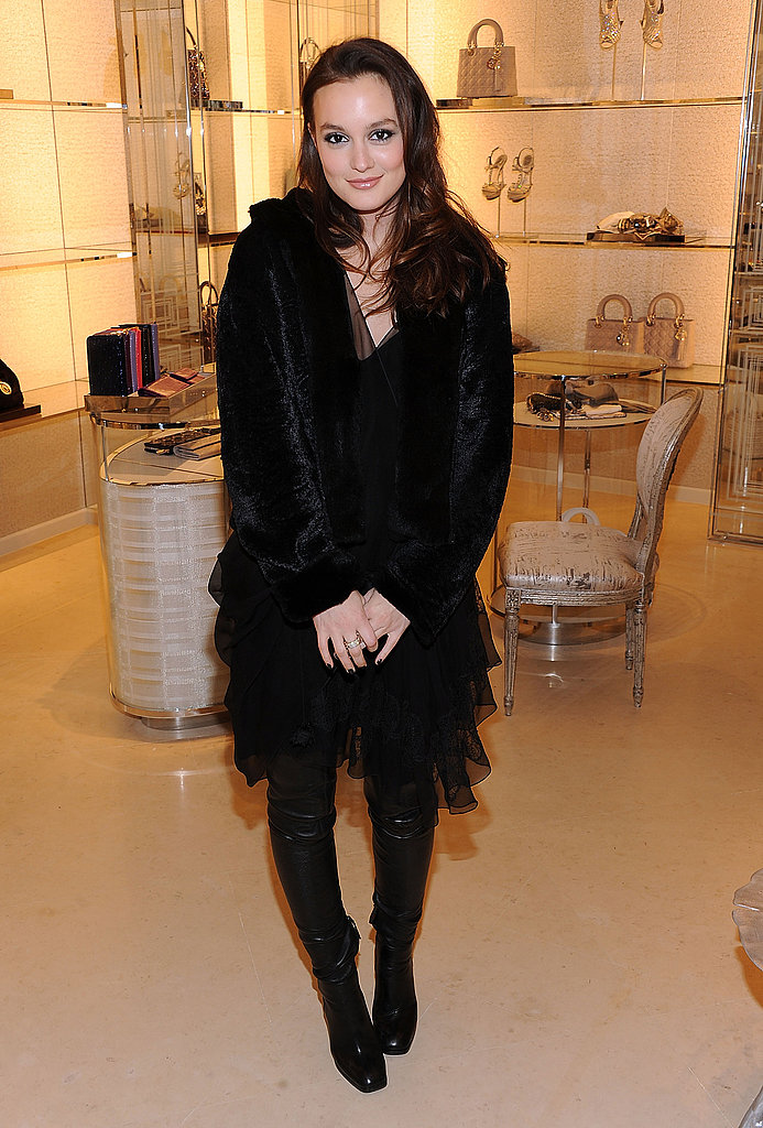2010, Dior Boutique Reopening in NYC