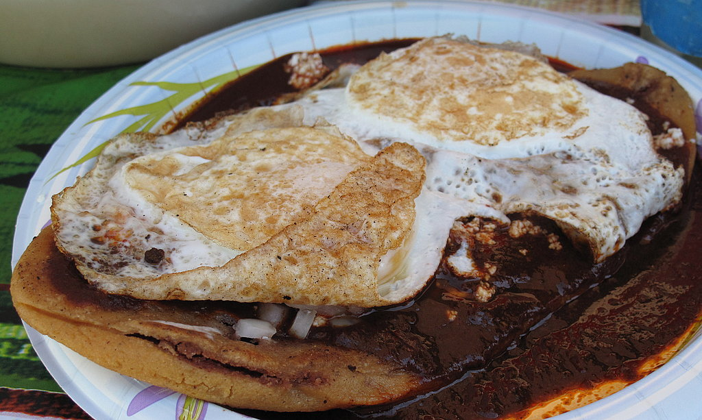 Pupusas and Huaraches