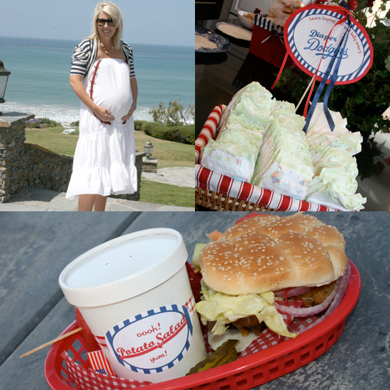 planning a baseball themed baby shower popsugar moms