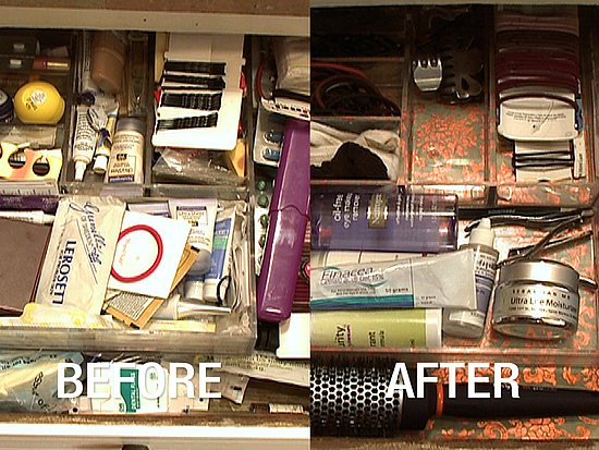 How to Organize Your Makeup, Hair, and Beauty Products 2011-04-18 03:05:45