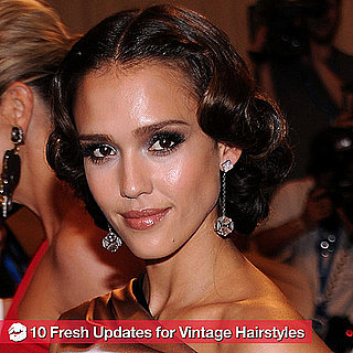 Updated Vintage Hairstyle Ideas 2011-04-15 06:00:00