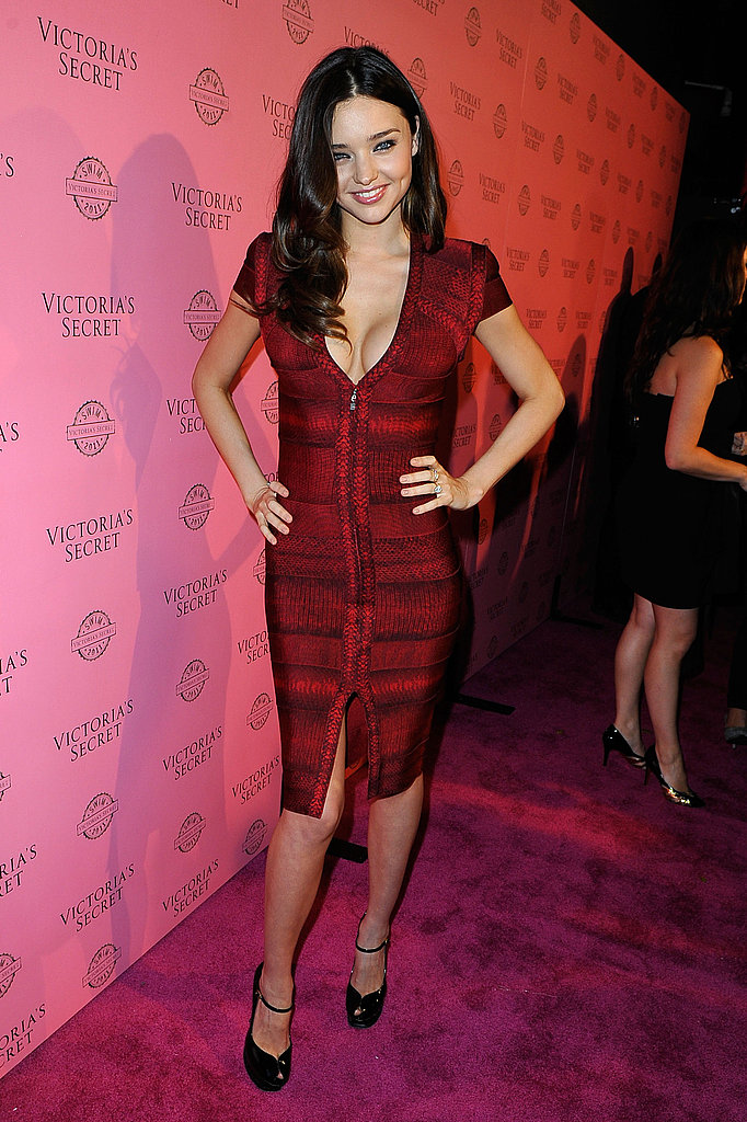 March 2011: Victoria's Secret SWIM Collection Launch