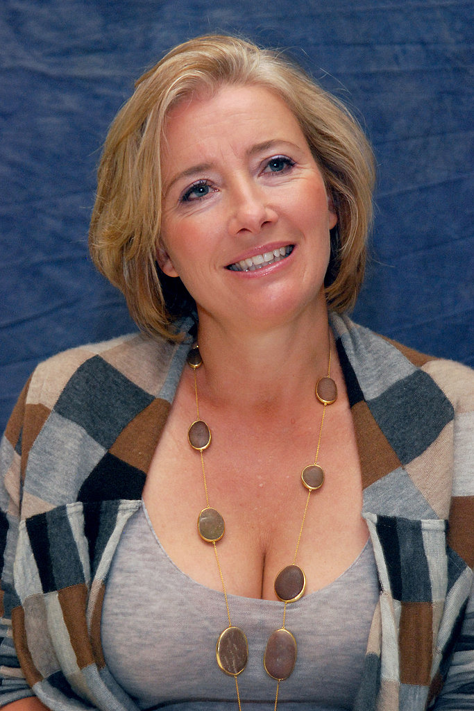 """Emma Thompson spoke frankly about her battle with depression in 2010:  """"The only thing I could do was write. I used to crawl from the bedroom to the computer and just sit and write, and then I was alright, because I was not present. Sense and Sensibility really saved me from going under, I think, in a very nasty way."""""""