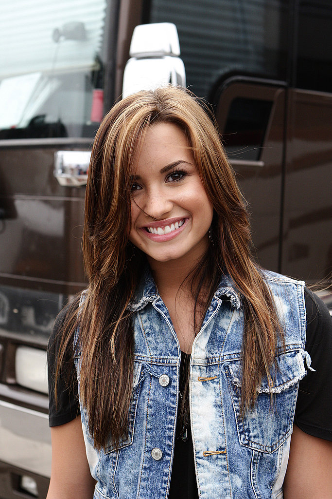 """Demi Lovato shared her experience with bipolar disorder in 2011: """"I never found out until I went into treatment that I was bipolar. I feel like I am in control now where my whole life I wasn't in control."""""""