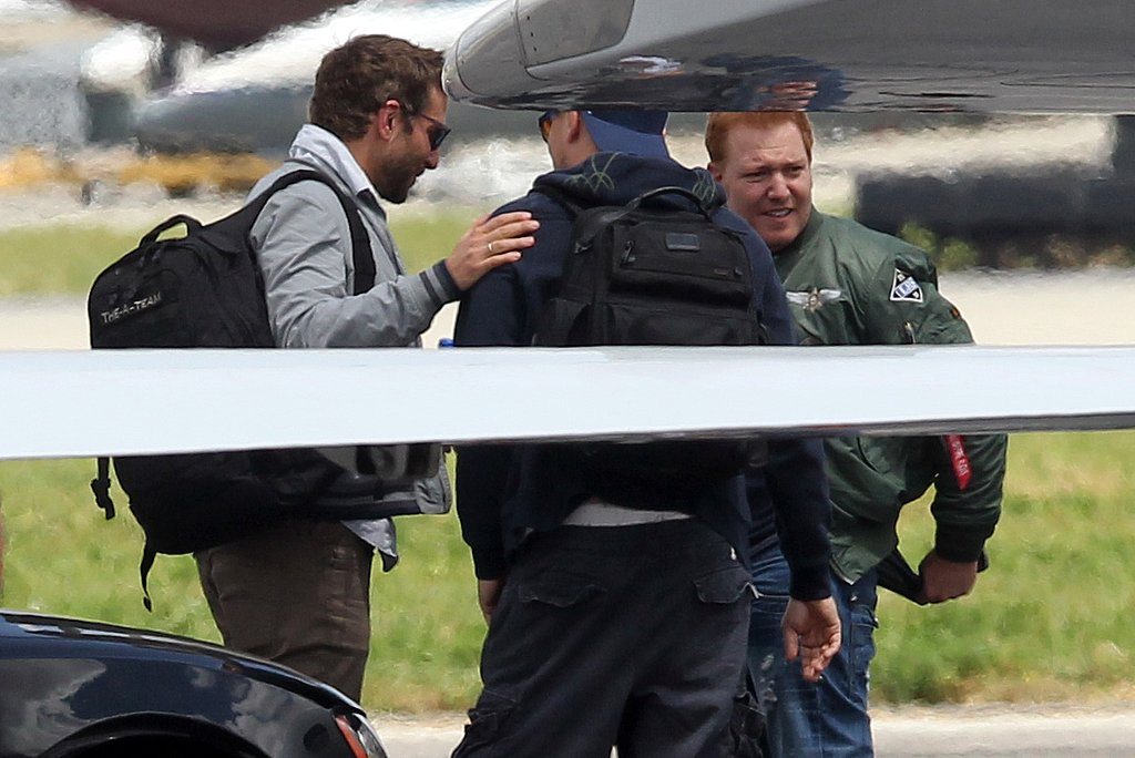 Leo and Bradley Take Off For a Guys-Only Party in Cabo!