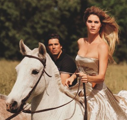 Nacho Figueras and Delfina Blaquier Star in Ralph Lauren Romance Commercial