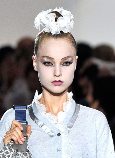 The Runway Scrunchie