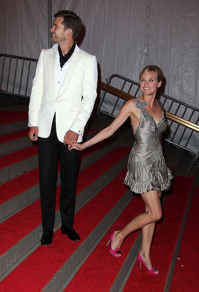 Joshua Jackson and Diane Kruger — 2008