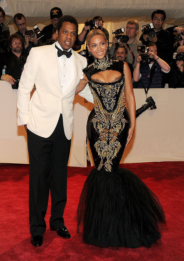 Jay-Z and Beyonce in Emilio Pucci