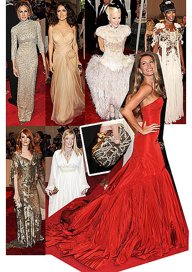 Models and Celebrities Who Wore Alexander McQueen Dresses at Met Gala