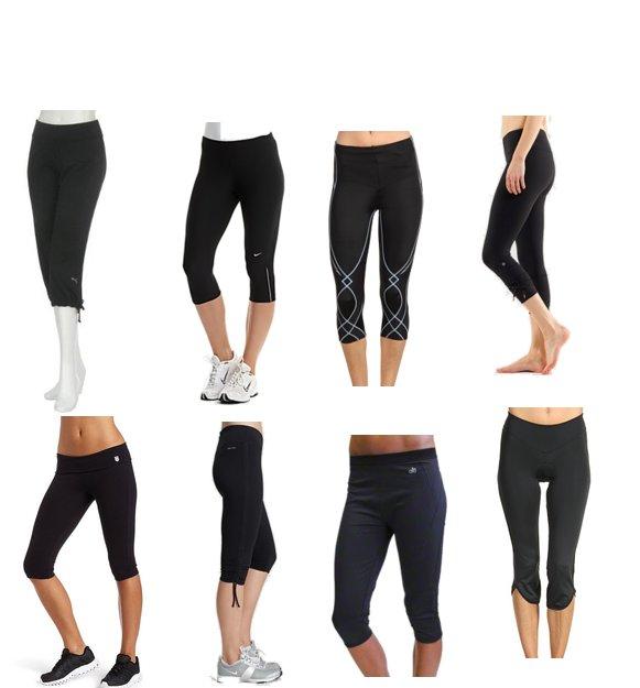 best workout capri pants - Pi Pants