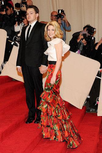 Charlie Shaffer and Elizabeth Cordry