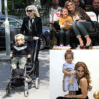 Stylish Celebrity Moms