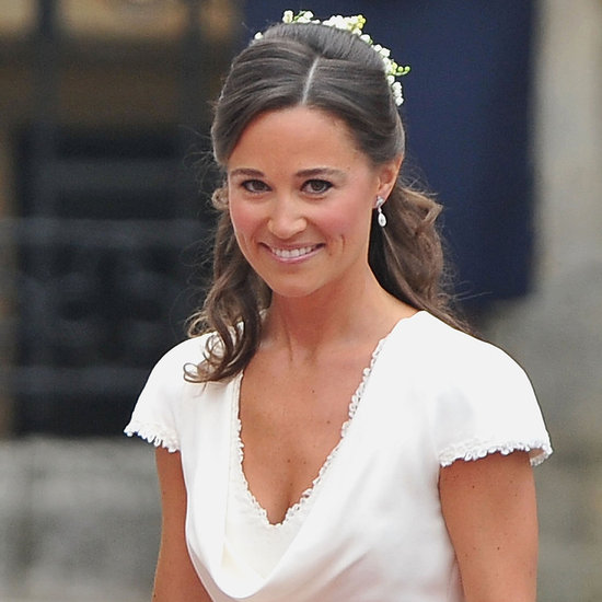 Pippa Middleton's Royal Wedding Shoes